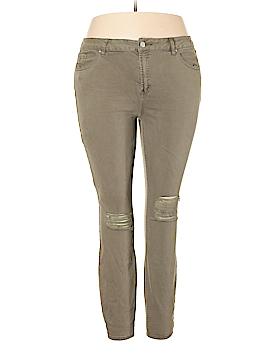 Refuge Jeans Size 18 (Plus)
