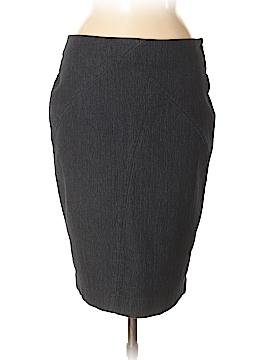 Nicole Miller Denim Skirt Size 8