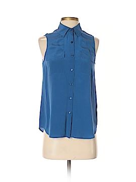 Tinley Road Sleeveless Silk Top Size XS