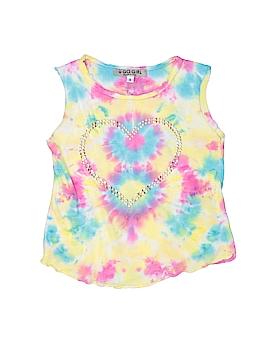 U Go Girl Sleeveless T-Shirt Size 4