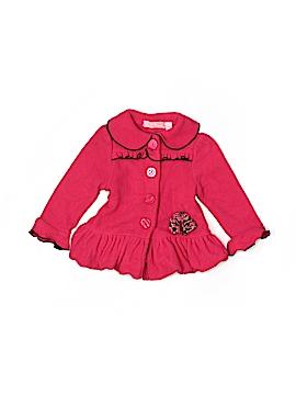 Baby Headquarters Fleece Jacket Size 12 mo