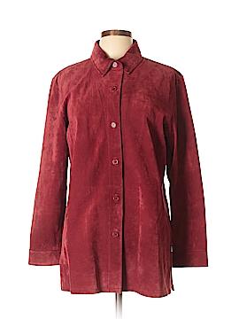 Nordstrom Leather Jacket Size L