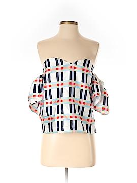 Renamed Short Sleeve Blouse Size S