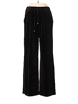 Talbots Fleece Pants Size M