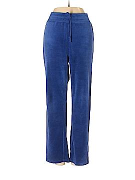 Kim Rogers Velour Pants Size S