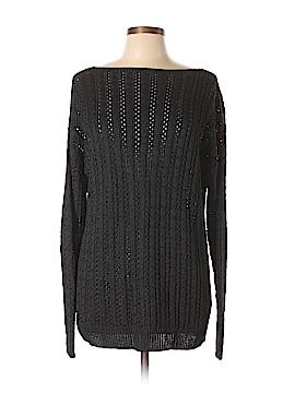 Linda Allard Ellen Tracy Silk Pullover Sweater Size L