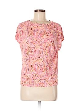 Talbots Short Sleeve Top Size M (Petite)