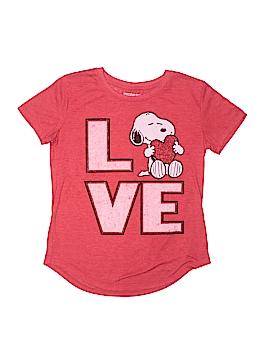 Peanuts Short Sleeve T-Shirt Size 10 - 12