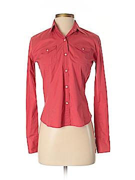 Ralph Lauren Sport Long Sleeve Button-Down Shirt Size S