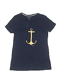 Nautica Short Sleeve T-Shirt Size X-Small (Kids)