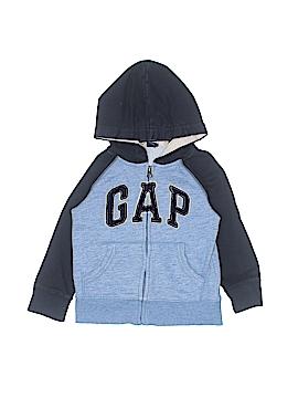 Baby Gap Zip Up Hoodie Size 4