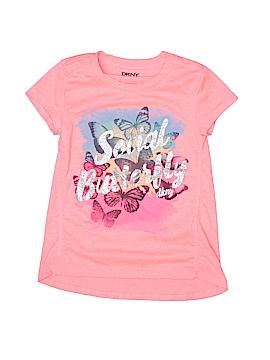 DKNY Short Sleeve T-Shirt Size 6X