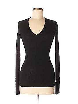 Trina Turk Silk Pullover Sweater Size M
