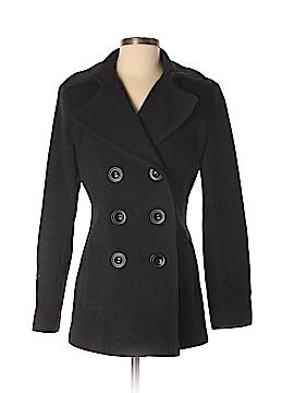 Calvin Klein Wool Coat Size 6