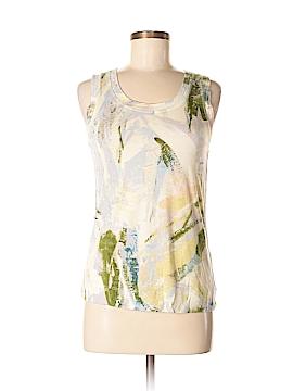 Simply Vera Vera Wang Sleeveless T-Shirt Size S (Petite)