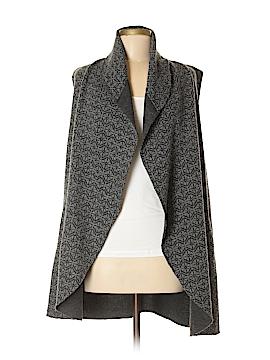 Adrienne Vittadini Wool Cardigan Size M