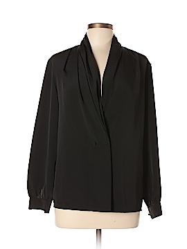 Laura Scott Long Sleeve Blouse Size 10