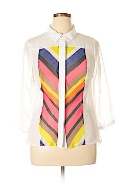 XOXO 3/4 Sleeve Blouse Size XL