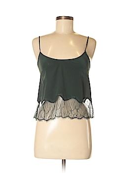 Wilfred Sleeveless Silk Top Size XXS