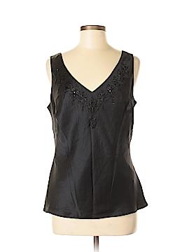 Spiegel Sleeveless Silk Top Size M