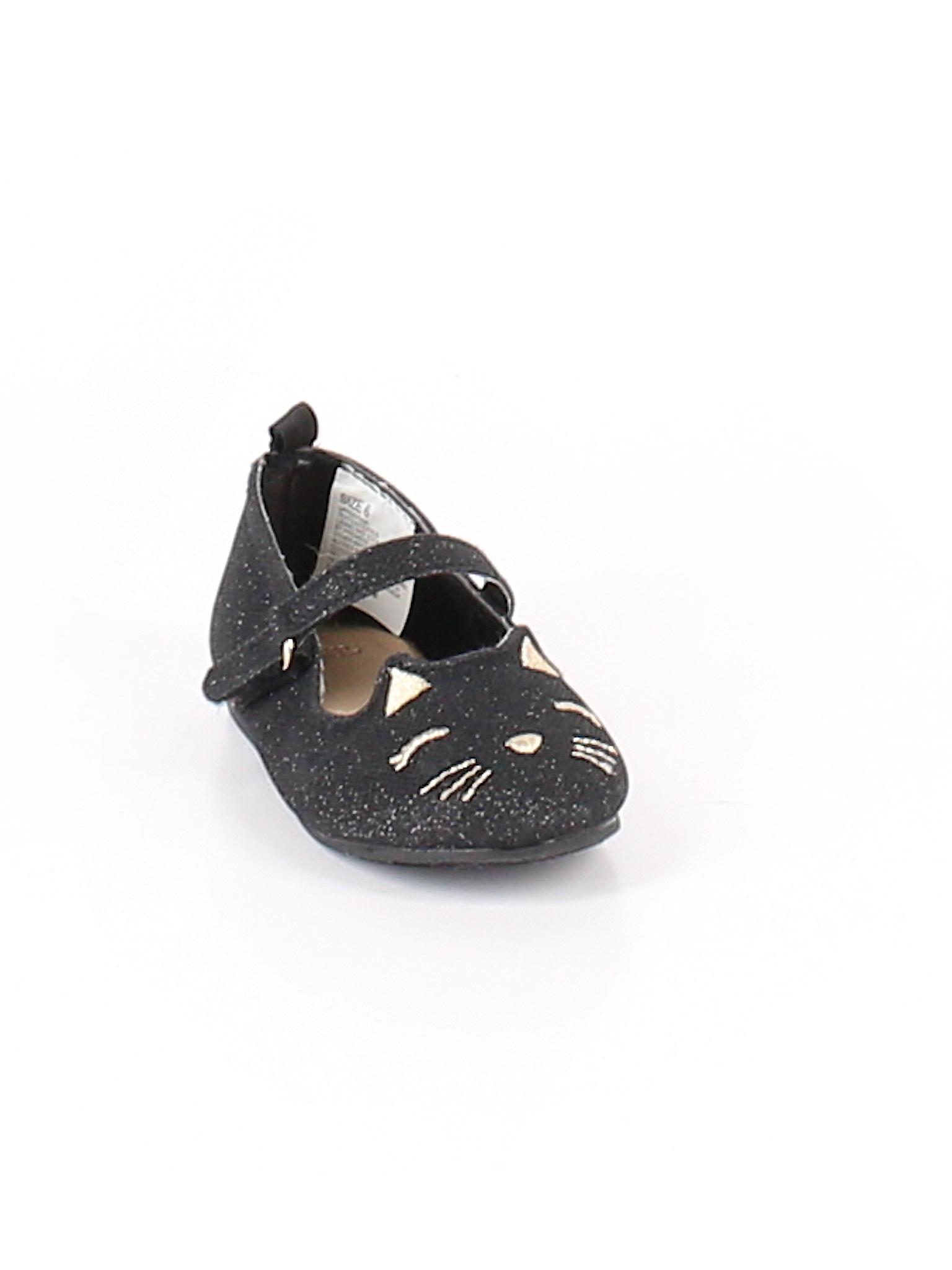 Gymboree Graphic Black Dress Shoes Size 6 off