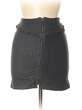 Poof Excellence Denim Skirt Size L