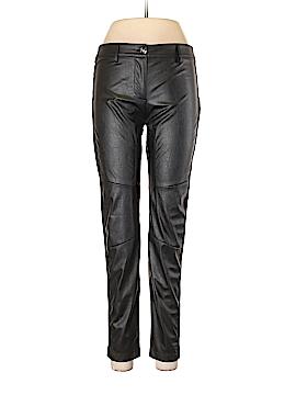 Blumarine Faux Leather Pants Size 42 (IT)