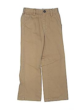 Gap Kids Khakis Size 6 (Slim)