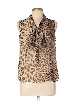 Talbots Sleeveless Silk Top Size 10