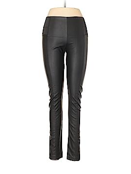 Glamorous Faux Leather Pants Size M