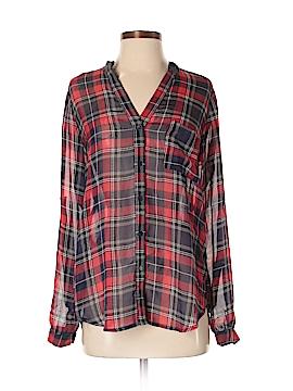 Xhilaration 3/4 Sleeve Blouse Size P