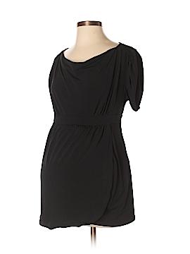 Liz Lange Short Sleeve Blouse Size S