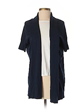 Faconnable Silk Cardigan Size S
