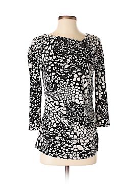 AK Anne Klein 3/4 Sleeve Top Size M