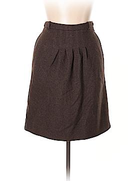 A.P.C. Wool Skirt Size 34 (FR)