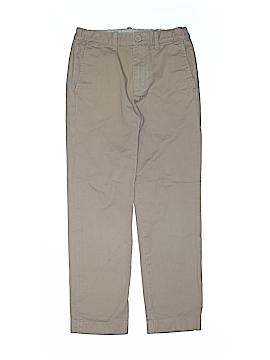 Crewcuts Outlet Khakis Size 8