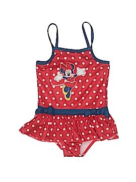 Disney One Piece Swimsuit Size 4T