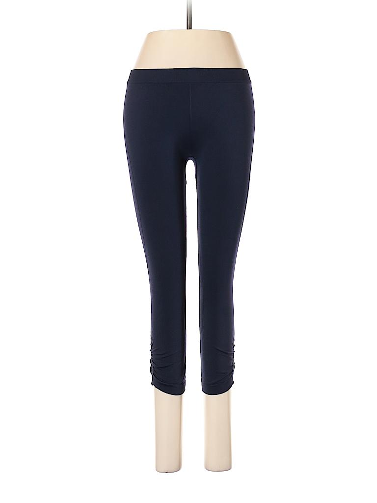63ffb7f8a7590 Gap Fit Solid Dark Blue Leggings Size M - 63% off   thredUP
