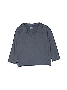 Nano Long Sleeve Polo Size 4