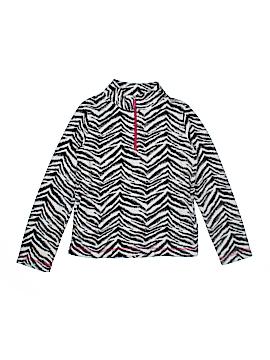 Danskin Fleece Jacket Size 10