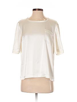 St. John Short Sleeve Blouse Size S