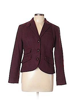 L.L.Bean Wool Blazer Size 8 (Petite)