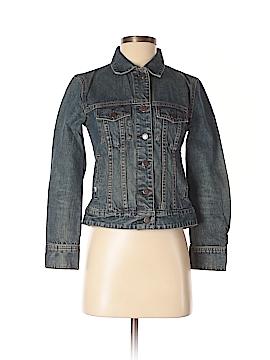 J. Crew Denim Jacket Size XS (Petite)
