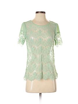 Aniina Short Sleeve Blouse Size S