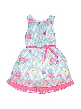 Pink & Violet Dress Size 7