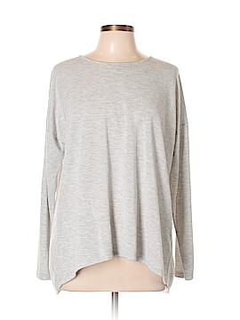 Kensie Long Sleeve Top Size L