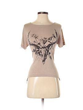 Sun & Shadow Short Sleeve Top Size XS