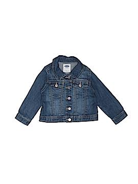 Old Navy Denim Jacket Size 18-24 mo