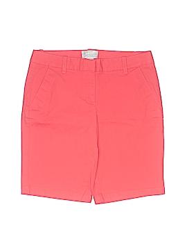J. Crew Factory Store Khaki Shorts Size 0