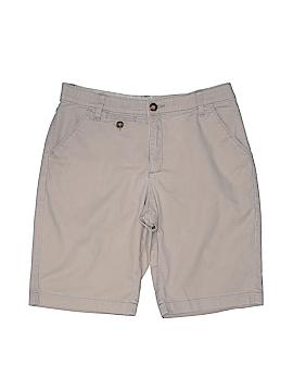 Lee Khaki Shorts Size 6